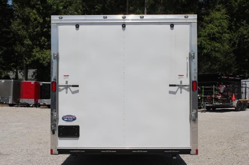 2019 Continental Cargo 8.5x28 10K LOADED Car Trailer