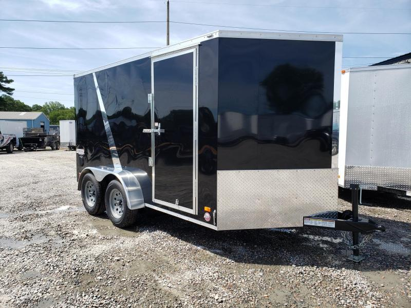 2020 Bravo Scout 7X12 w/ Ramp Door in Grandy, NC