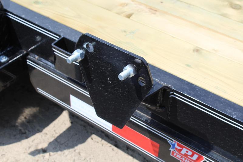 2019 PJ 18' CE 10K w/ Fold Up Ramps