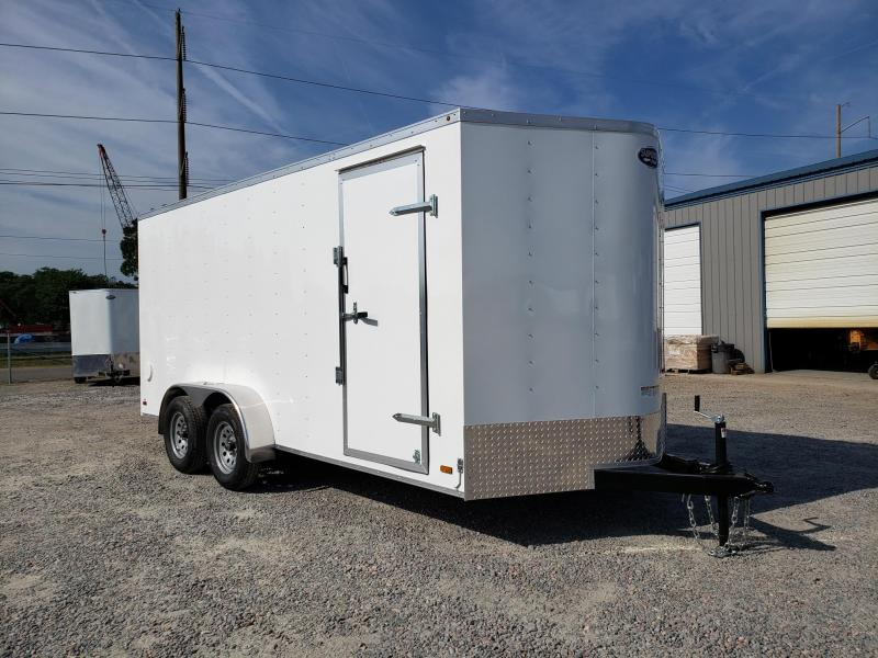 2019 Haulmark Passport 7x16 w/ Ramp Door in Grandy, NC