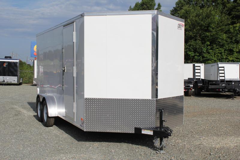 2019 Bravo Scout 7x16 w/ Ramp Door in Mount Olive, NC