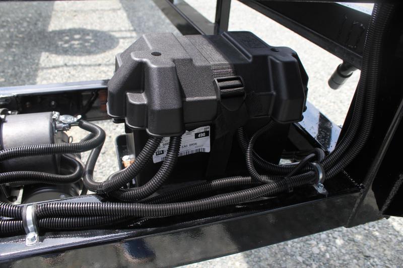 2019 Take 3 48' Ultra Low Pro Wedge 3 Car Trailer w/ Winch