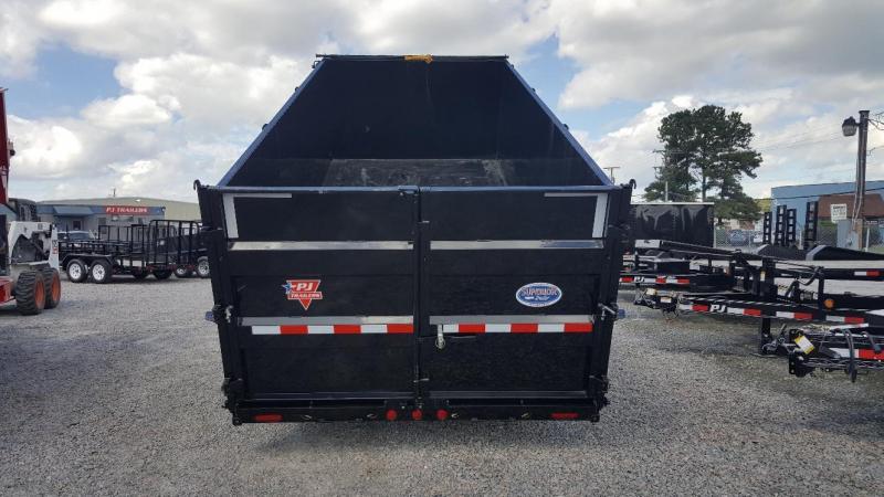 2019 PJ 7X16 DK 14K High Side  Dump