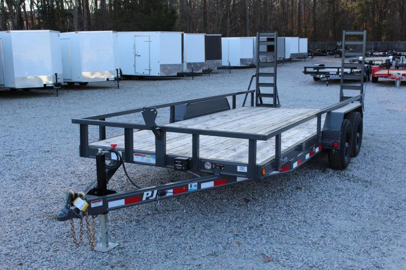 2018 PJ Trailers 18' CE 10K Equipment Trailer in Ashburn, VA