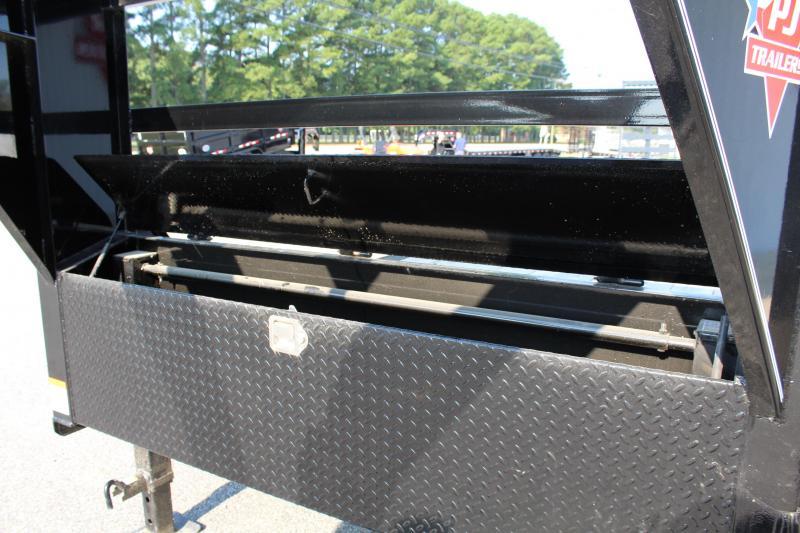 2018 PJ H4 26ft 16K w/ HD Fold Up Ramps