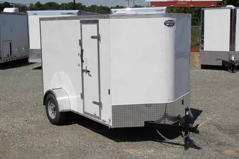 2020 Continental Cargo 6x10 Special w/ Ramp Door in Hollister, NC