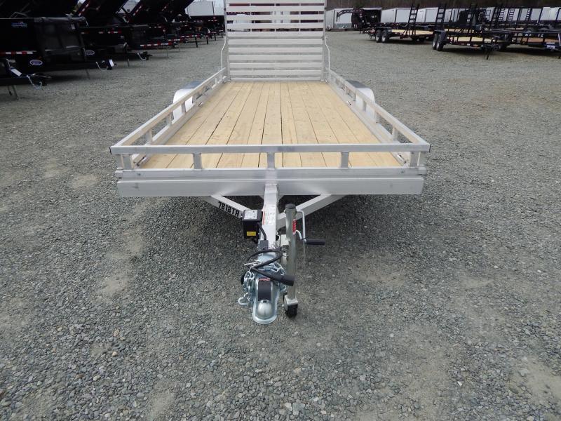 2020 Aluma 7818 ESW 7K w/ Rail Kit & Tailgate