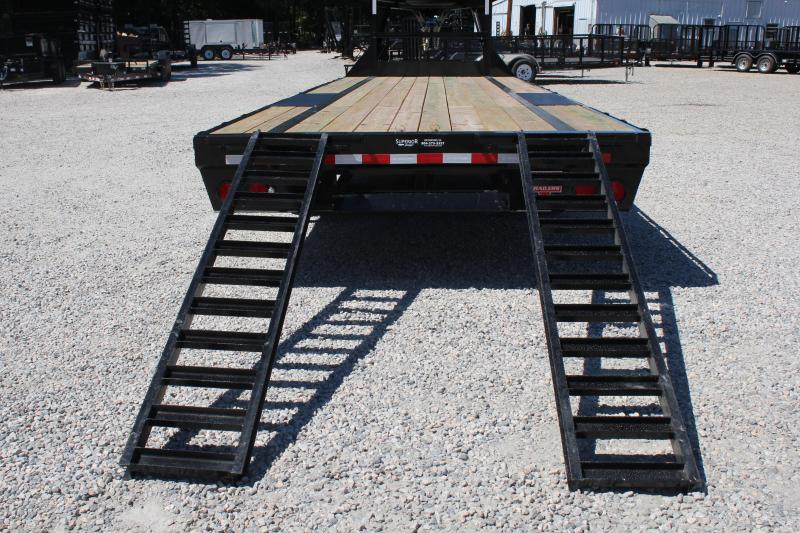 2019 PJ Trailers 27' LS 16K Flatbed Trailer