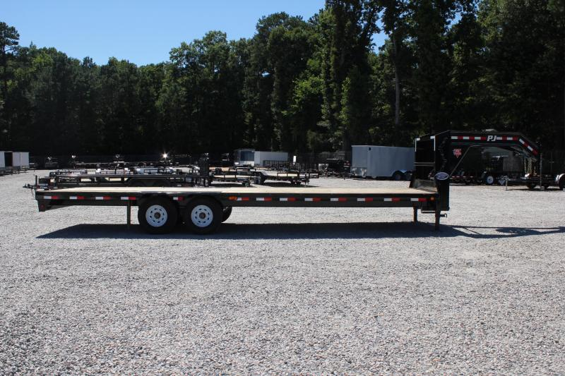 2019 PJ Trailers 27ft LS 16K Flatbed Trailer