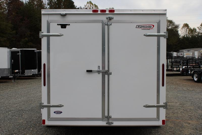 2019 Bravo Hero 7x14 w/ Double Rear Door