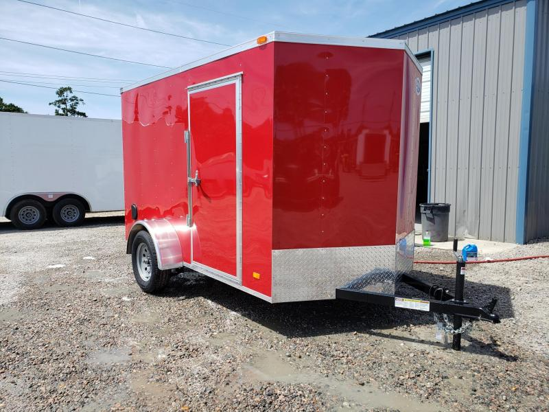 2020 Bravo Hero 6x10 w/ Ramp Door in Grandy, NC