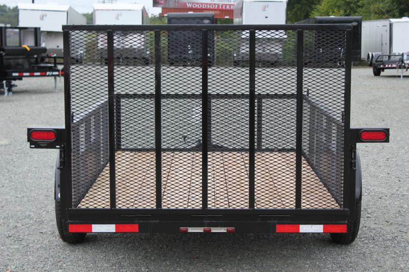 2019 Down 2 Earth 6X10 2ft Expanded Sides & Gate