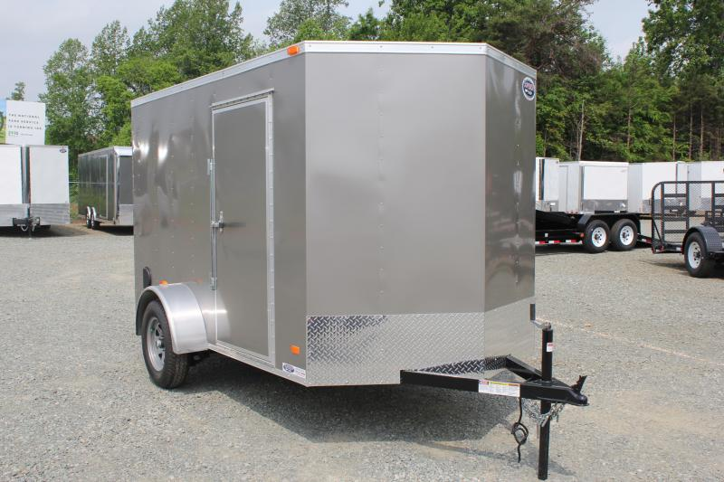 2019 Bravo Hero 6x10 w/ Ramp Door