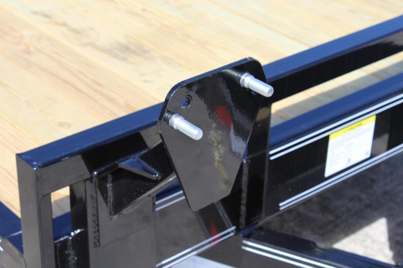 2019 PJ Trailers 20ft CC 14K Equipment Trailer w/Slide In Ramps