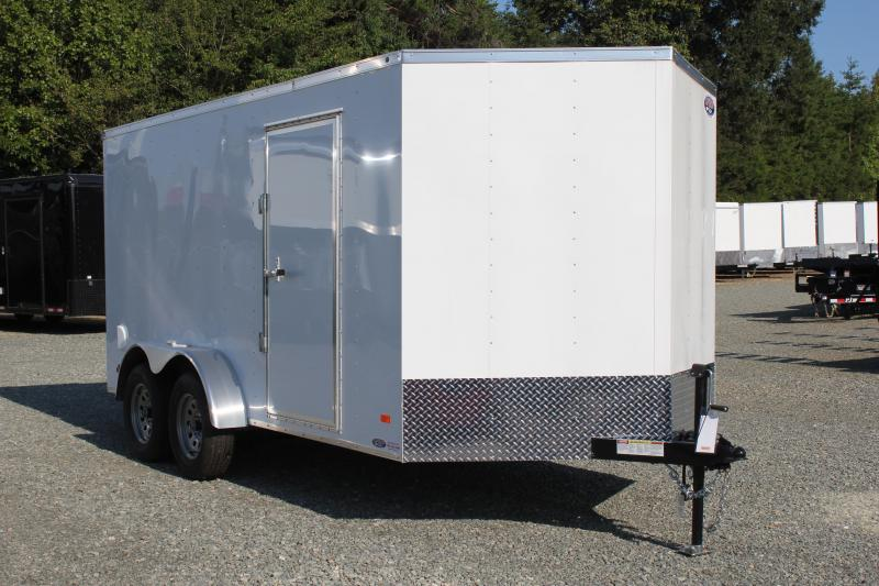 2019 Bravo Hero 7x14 w/ Ramp Door in Ellerbe, NC