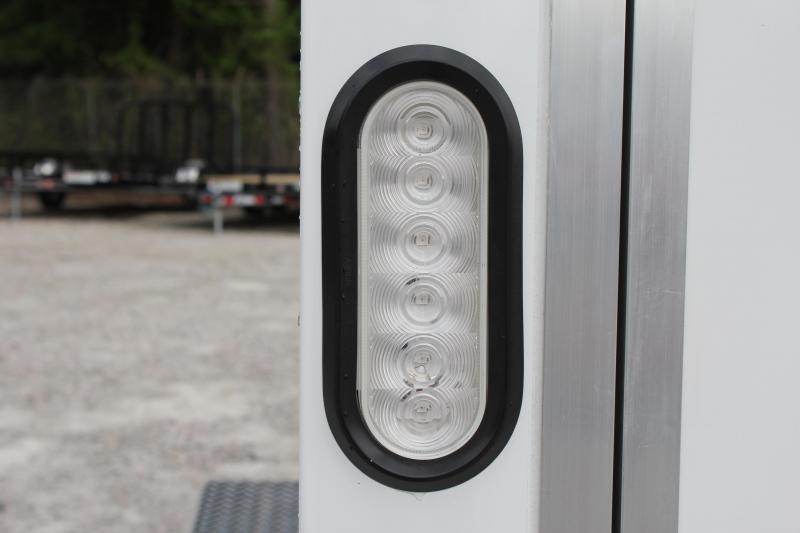 2019 Continental Cargo 7X12 7K w/Double Rear Doors
