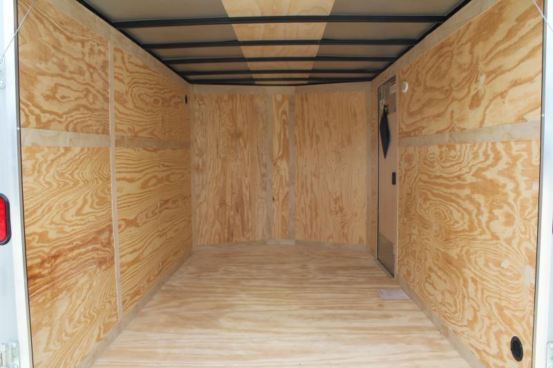 2019 Continental Cargo 7X12 7K w/Ramp