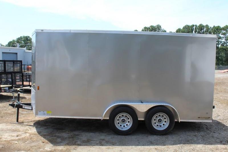2019 Continental Cargo 7X14 Cargo / Enclosed Trailer