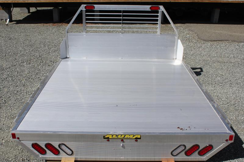 2018 Aluma 96106H Dually Truck Bed
