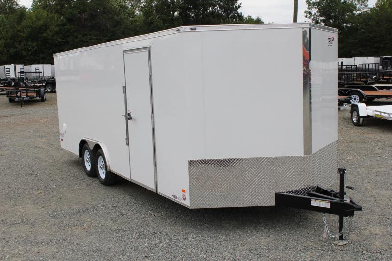 2018 Bravo Scout 8.5x20 7K w/ Ramp Door