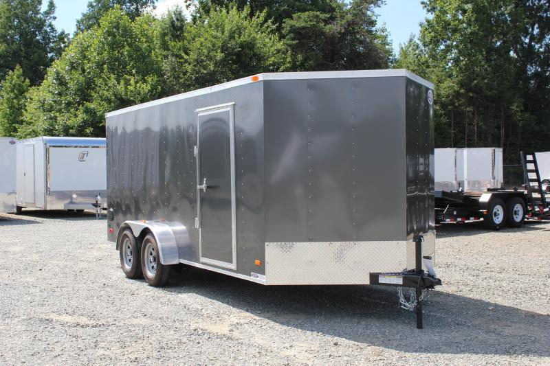 2020 Bravo Hero 7x16 w/ Ramp Door in Roper, NC