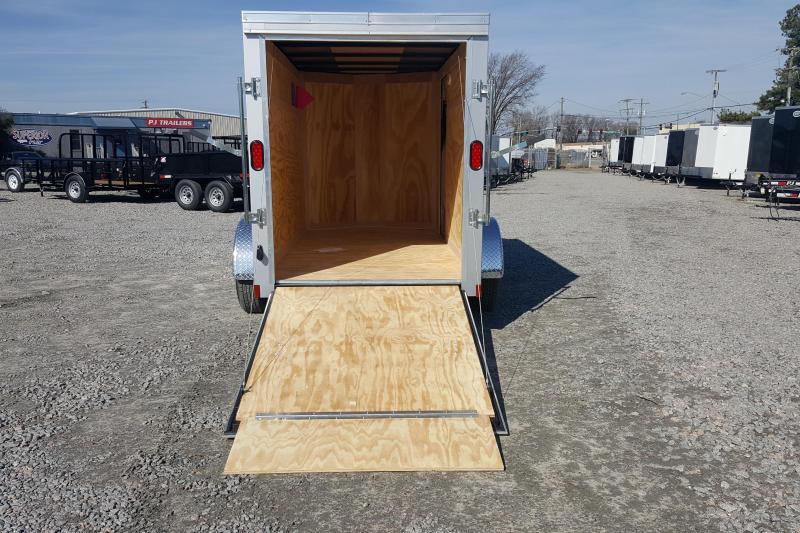 2019 Continental Cargo 5X10 w/Side Door & Ramp Door