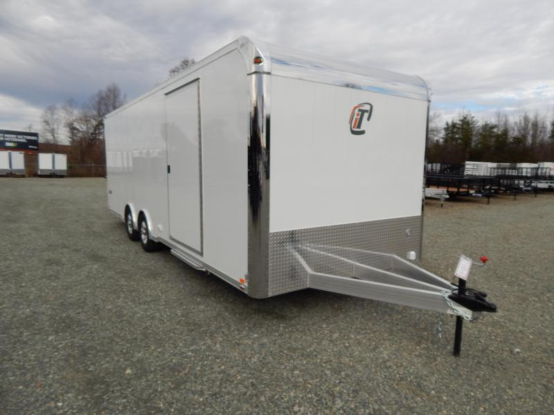 2019 inTech 8.5 x 24 10K Aluminum Loaded w/ Escape Door in Longs, SC