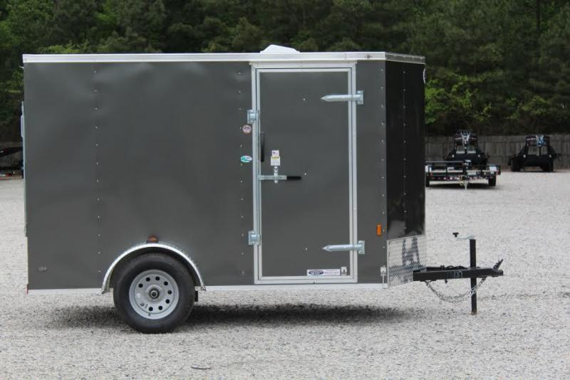 2020 Continental Cargo 6X10 w/Ramp Door in Ashburn, VA