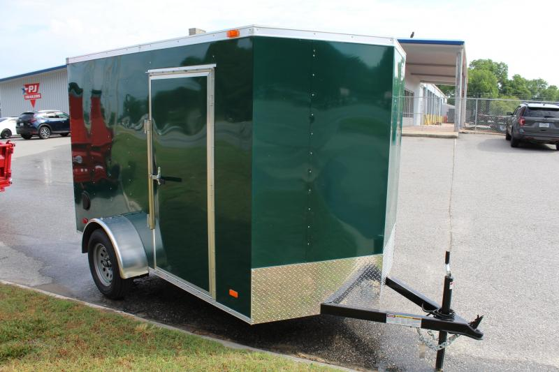 2020 Bravo Hero 6x10 w/ Ramp Door in Roper, NC