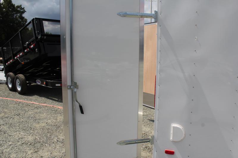 2019 Bravo Hero 6x12 w/ Extra Height and Double Rear Door