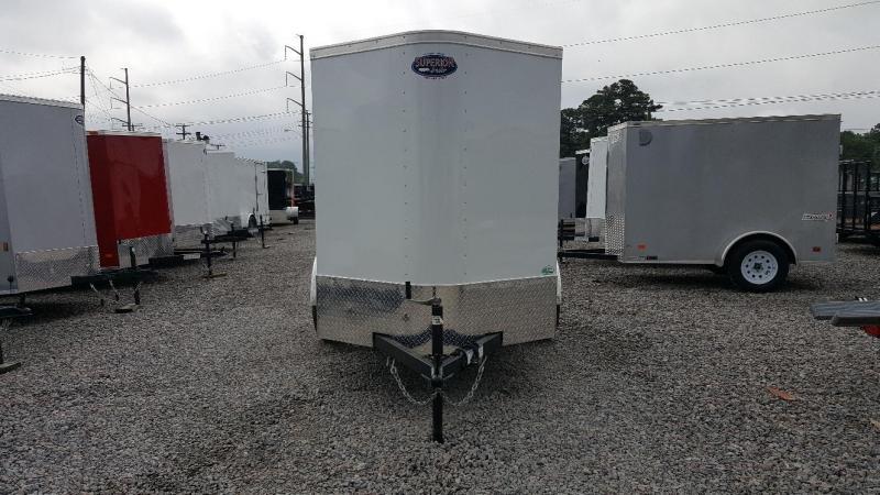 2019 Continental Cargo 5x8 w/ Double Rear Door