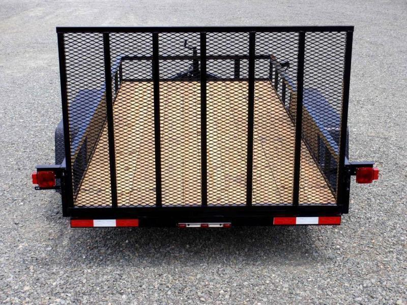 2018 Down 2 Earth 14ft Utility Trailer w/ Tailgate