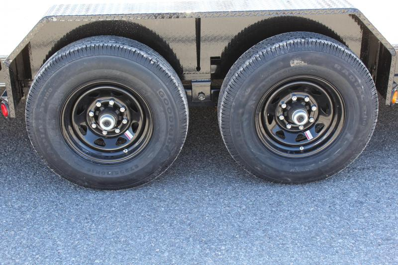 2020 PJ Trailers 20ft CC 14K Equipment Trailer w/Monster Ramps