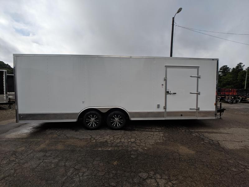 2020 Continental Cargo 8.5X24 10K  LOADED Car Trailer