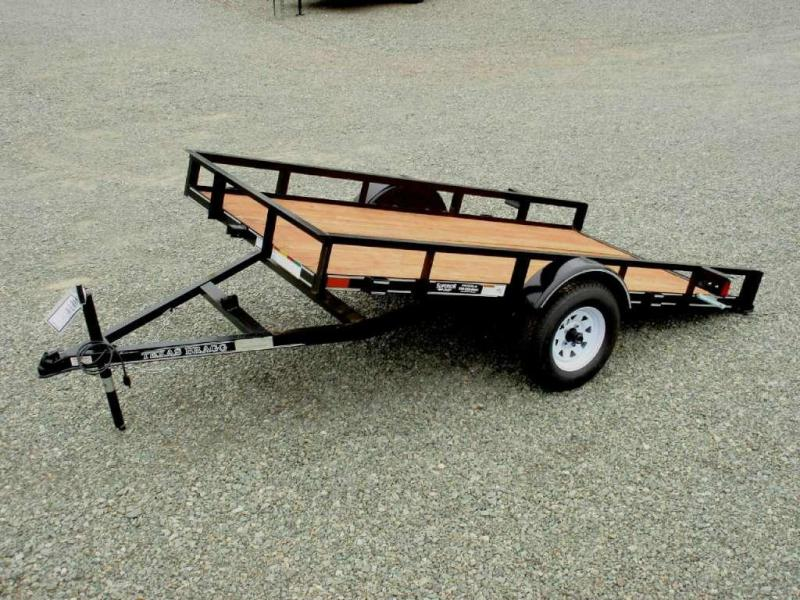 2017 Texas Bragg Trailers 4x8LB Tilt in Ashburn, VA