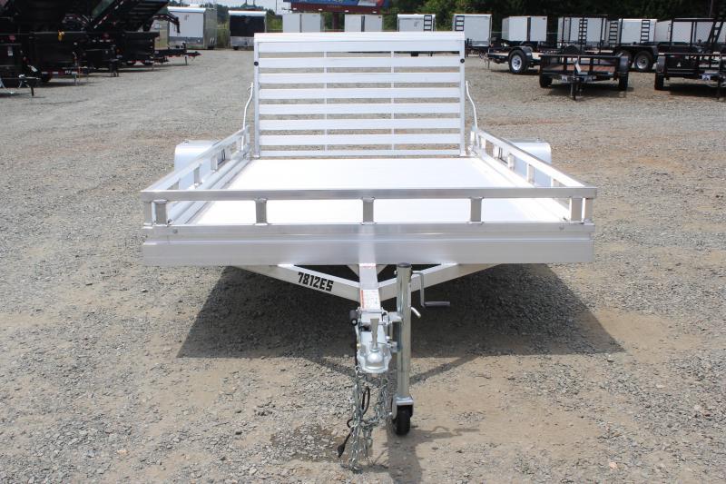 2019 Aluma 7812ES w/ Rail Kit & Tailgate