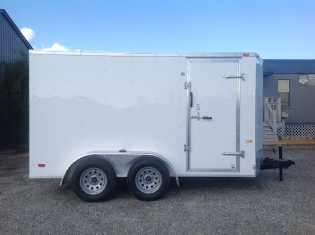 2020 Continental Cargo 6X12 7K w/ Ramp Door in Roper, NC