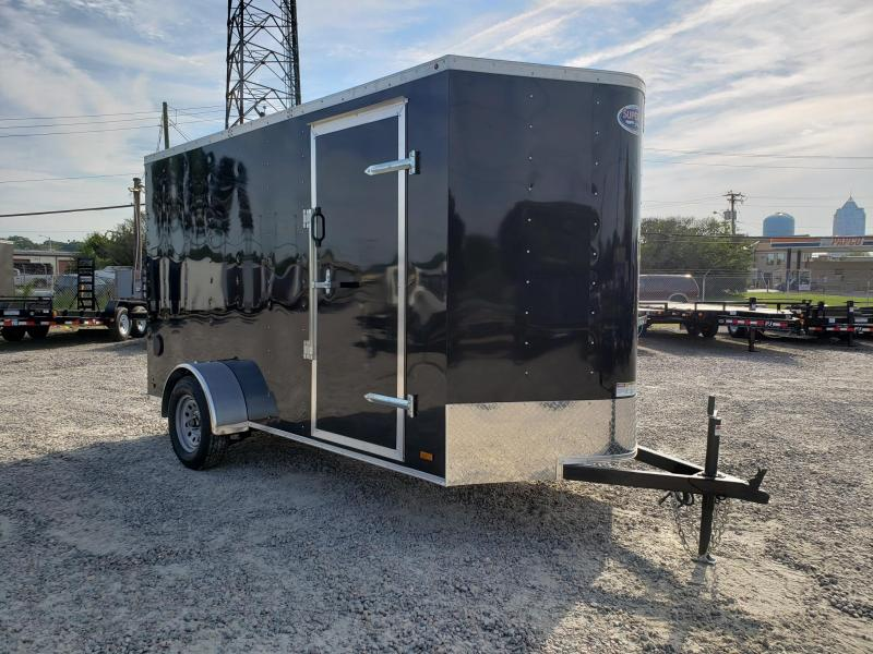 2019 Haulmark Passport 6x12 w/ Ramp Door in Hollister, NC