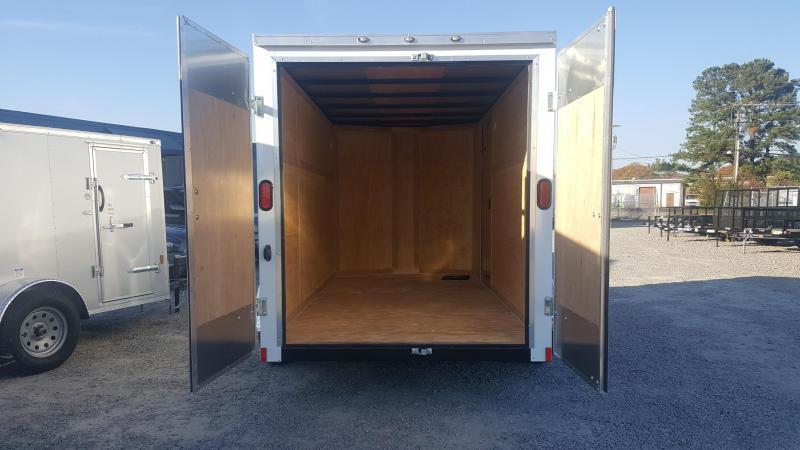 2020 Continental Cargo 6X12 w/ Double Doors
