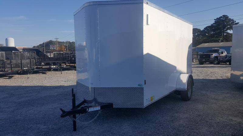 2020 Continental Cargo 6X12 w/ Double Doors