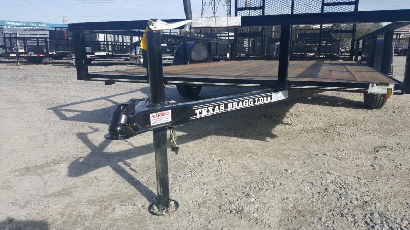 2019 Texas Bragg 6x12LD w/ Gate