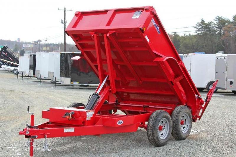 2018 Hawke 6X10 10K Dump