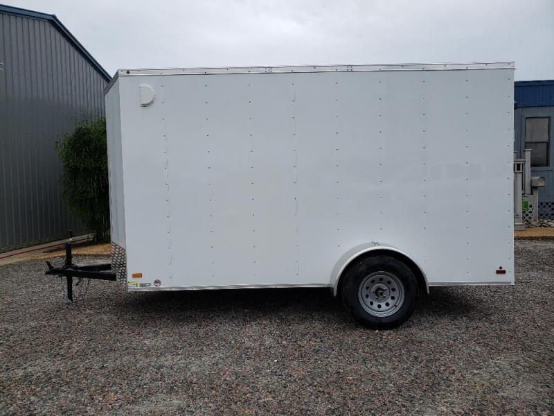 2019 Haulmark Passport 6x12 w/ Ramp Door
