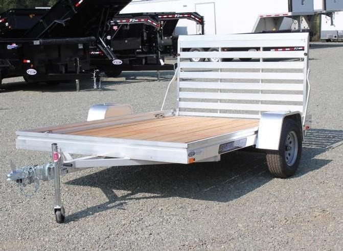 2020 Aluma 7810ESW w/ Tailgate