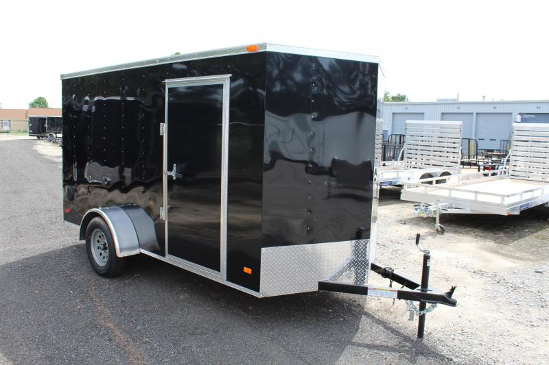 2020 Bravo Hero 6x12 w/ Ramp Door in Grandy, NC
