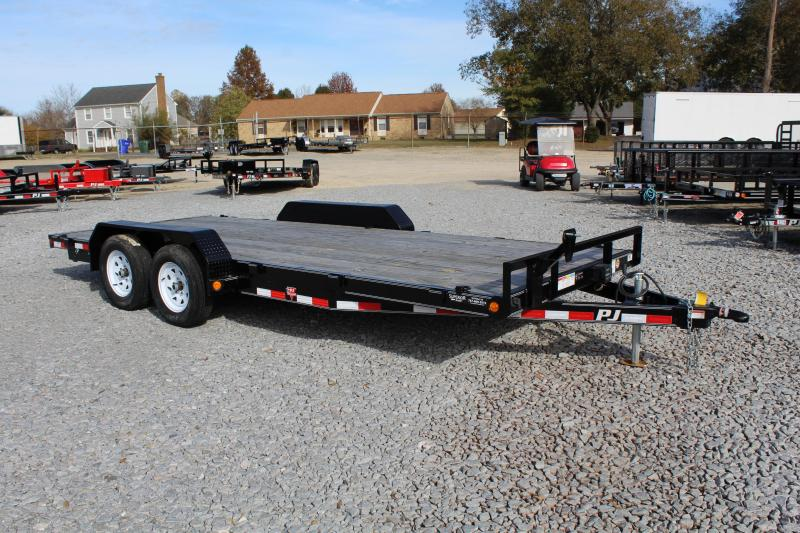 2018 PJ Trailers 18ft C5 Car Trailer