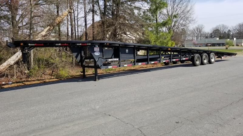 2016 Pre-Owned Take 3 53' Wedge Car Trailer