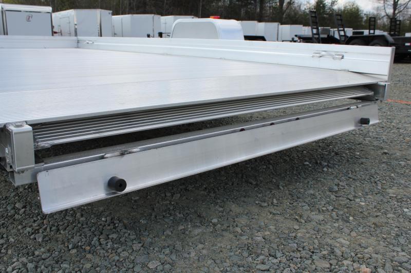 2018 Aluma 7212HSLR w/ Slide Out Ramp