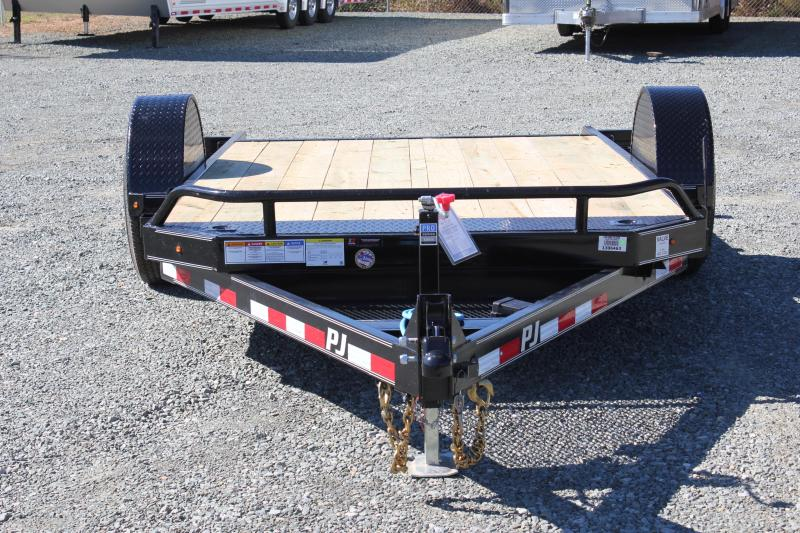2019 PJ Trailers 13 T1 7K Heavy Duty Tilt