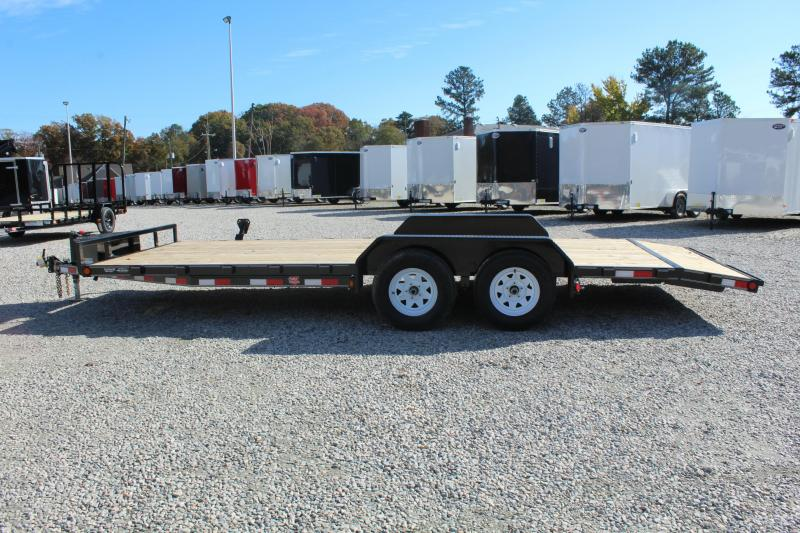 2018 PJ Trailers 20ft C4 7K Car / Racing Trailer